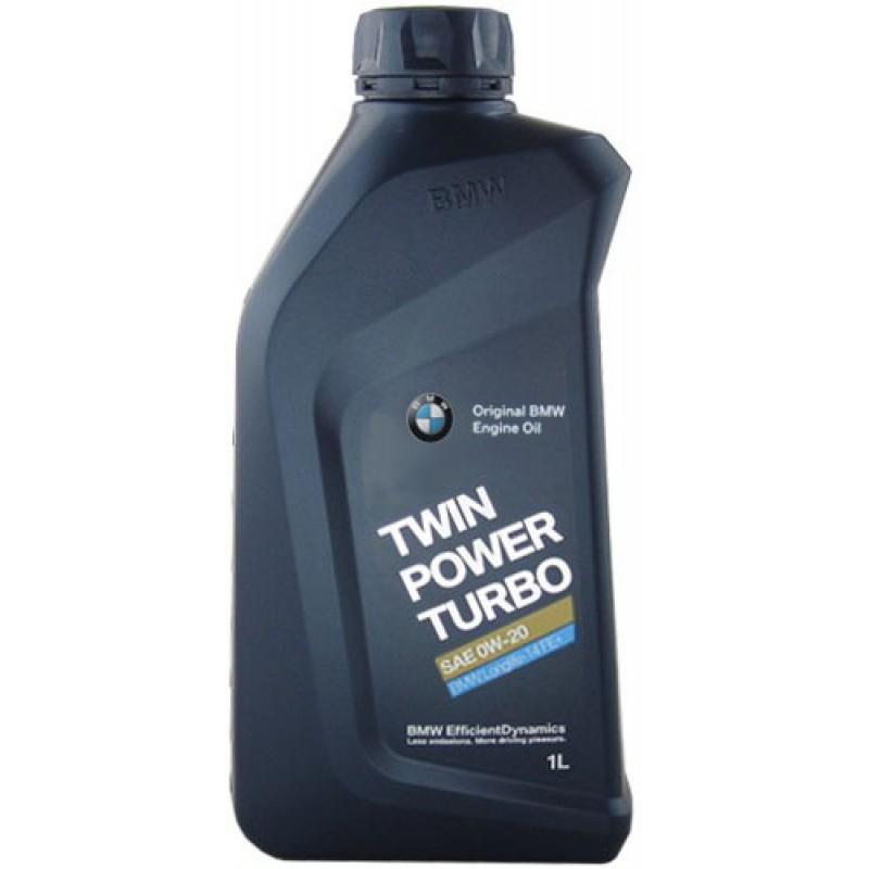 0W20 BMW Twin Power Turbo 1L