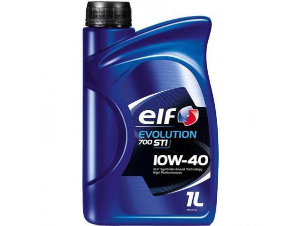 10W-40 Elf Evolution 700 STI 1L