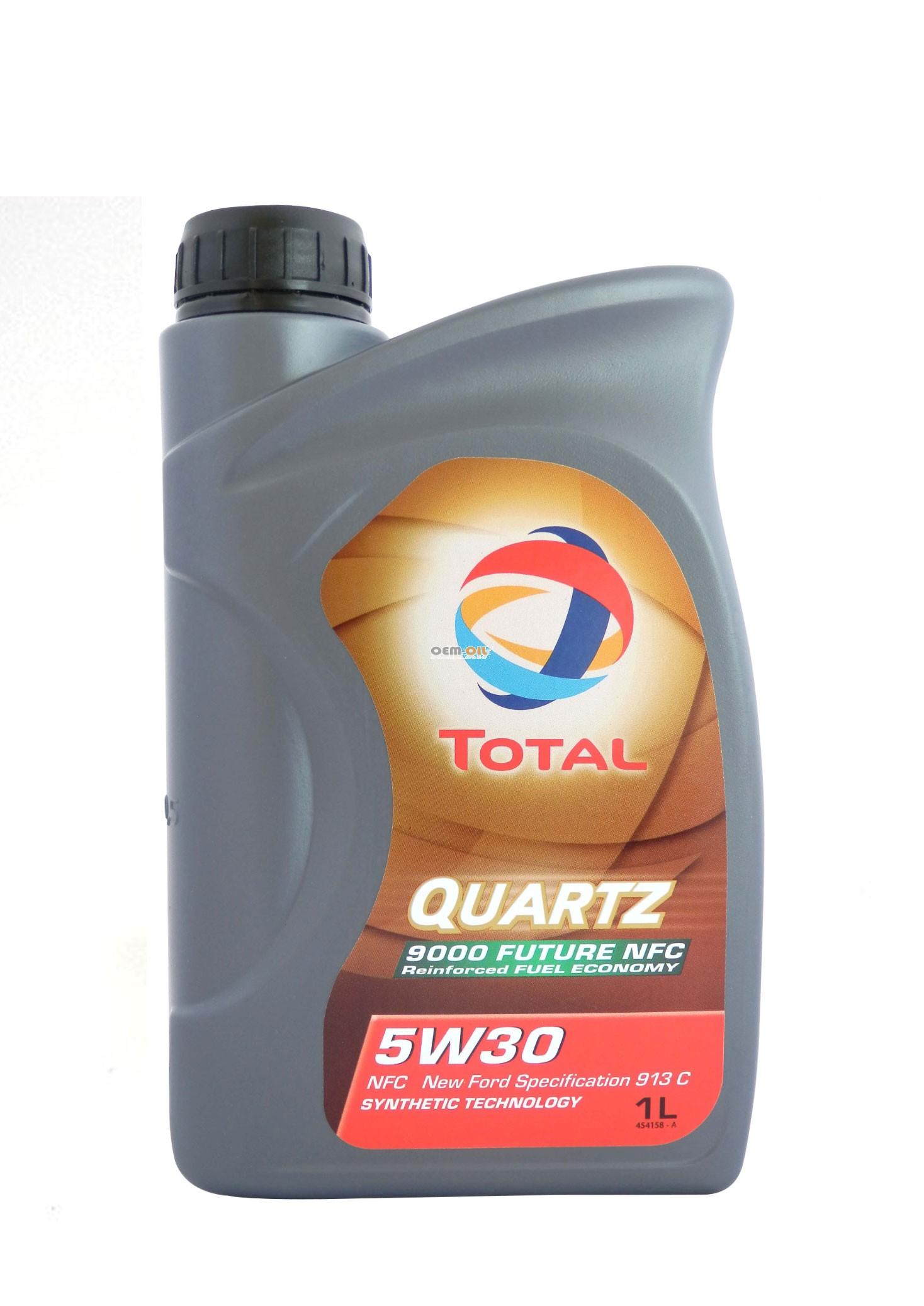 5W30 TOTAL Quartz 9000 FUTURE 1L