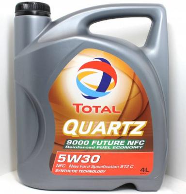 5W30 TOTAL Quartz 9000 FUTURE 4L