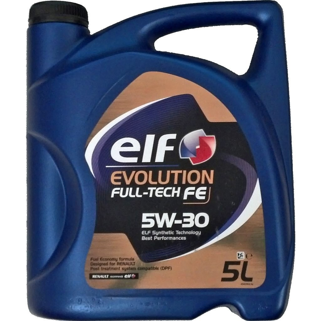 ELF Evolution FE 5w30 5L
