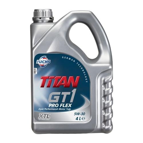 FUCHS TITAN 5W30 GT1 Pro Flex 4л