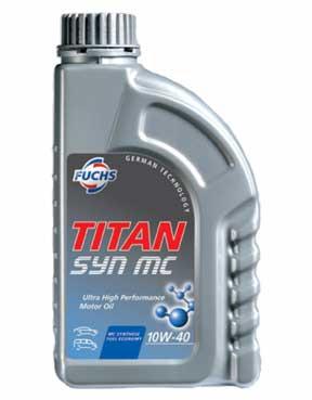FUCHS TITAN Syn MC 10W40 1л