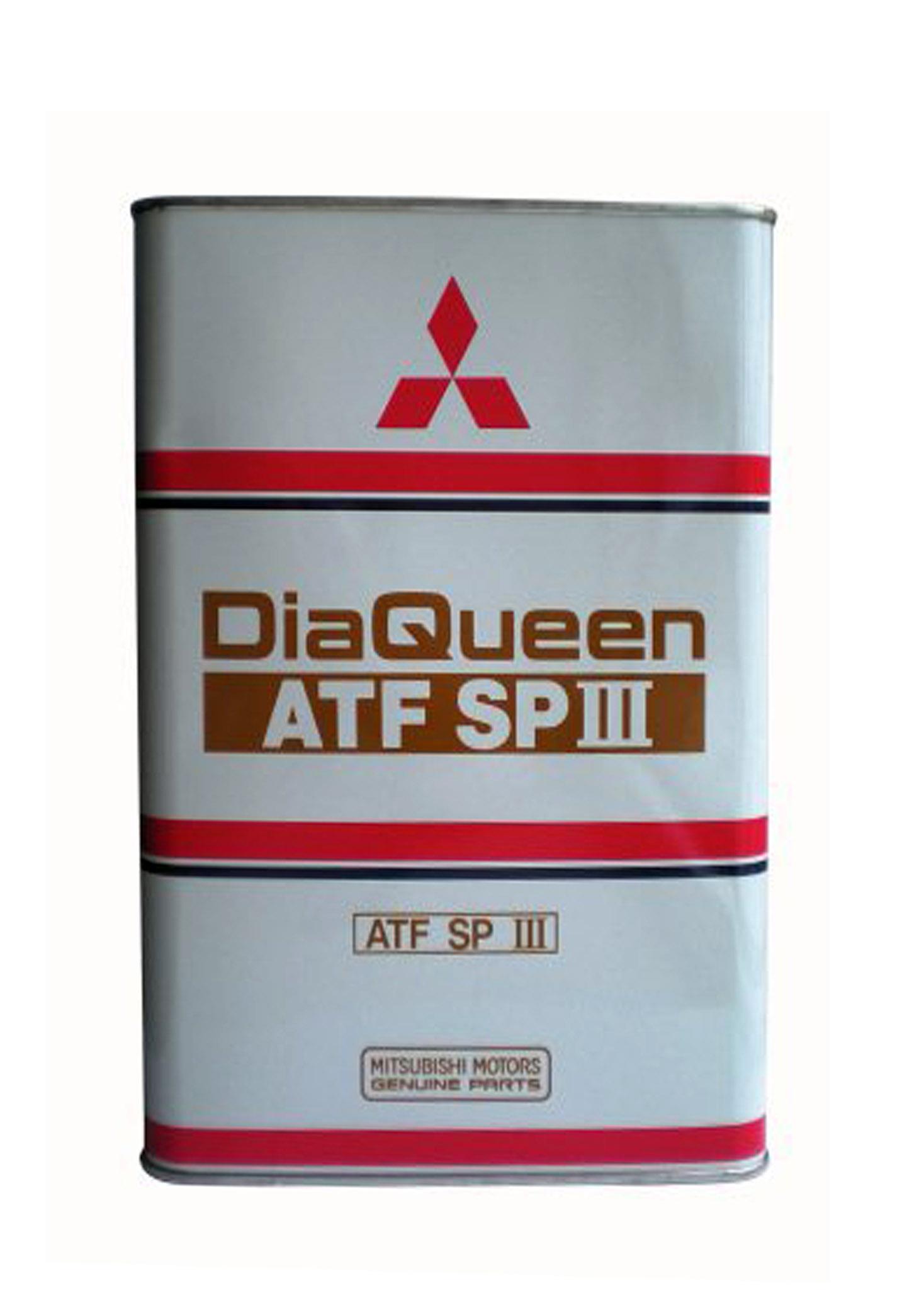 Mitsubishi DIA Queen ATF SP III 4L