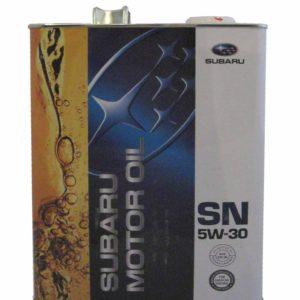 Subaru SN 5w30 4L