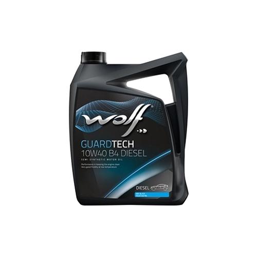 WOLF GUARDTECH 10W40 B4 Diesel 4л