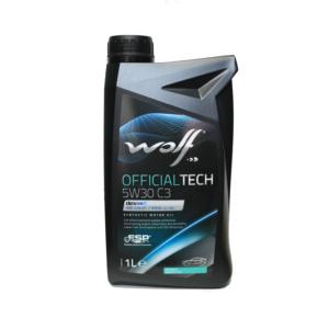 WOLF Officialtech 5W30 C3 1л