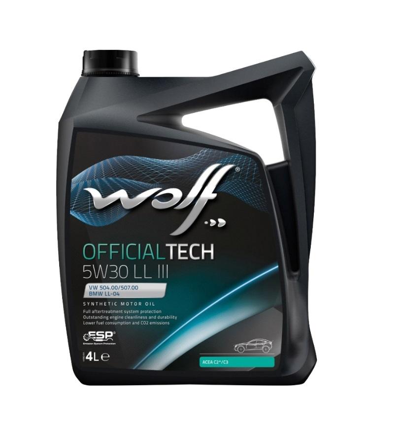 WOLF Officialtech 5W30