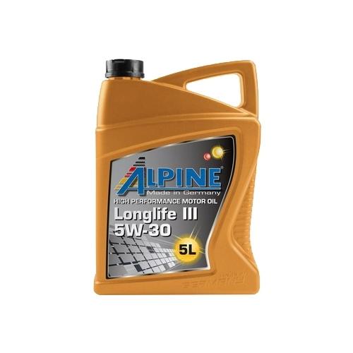 5W30 ALPINE LongLife 5л