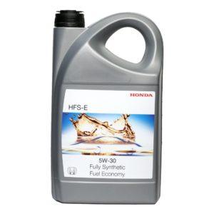 5W30 HONDA HFS-E SN 5л