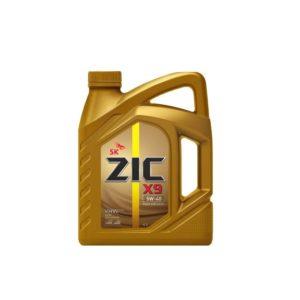 5W40 ZIC X9 SN 4л