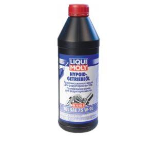 75W90 LIQUI MOLY Трансмиссионное масло GL-4,GL-5 1л
