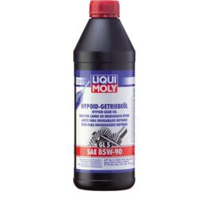 85W90 LIQUI MOLY Гипойдное масло GL-5 1л