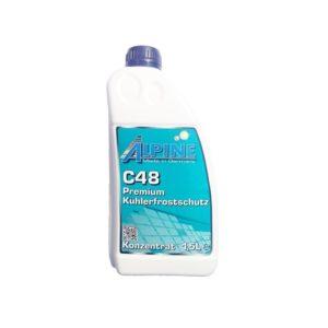 C48 ALPINE концентрат синий NEW 1.5л