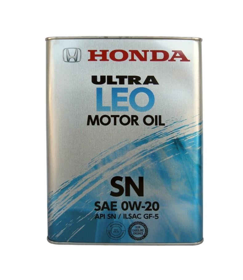 HONDA ULTRA LEO SN 0W-20 4л