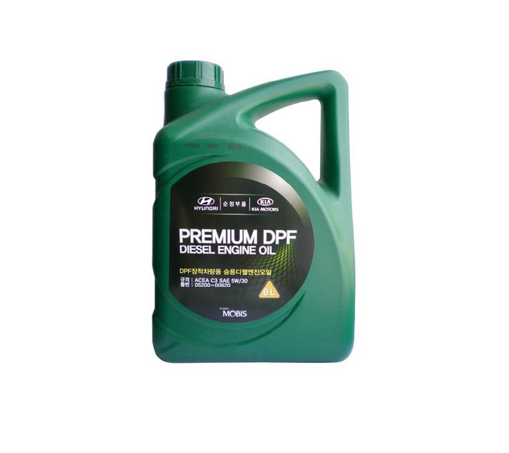 HYUNDAI Premium DPF DIESEL 5W30 C3 6л
