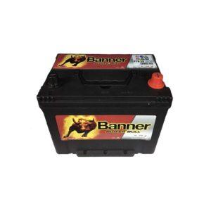 Аккумулятор BANNER POWER BULL JAP R+ 70A/H 600A