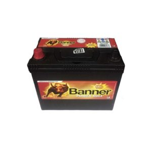 Аккумулятор BANNER POWER BULL JAP L+ 45A/H 390A