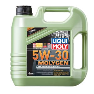 LIQUI MOLY Molygen New Generation 5W30 SN GF-5 4л