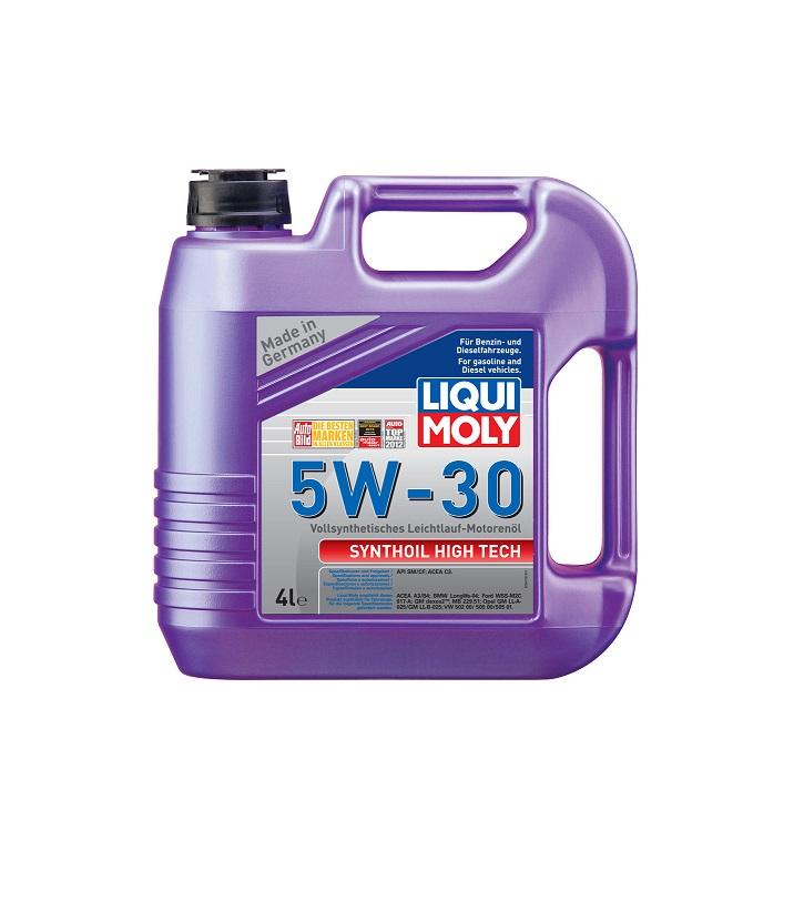Liqui Moly Synthoil High Tech 5w30 4L