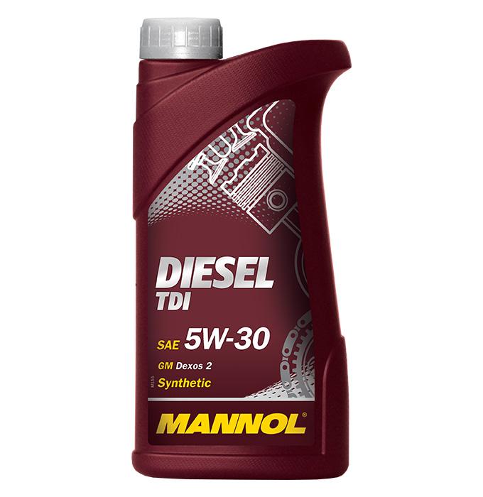MANNOL Diesel 5W30 1л