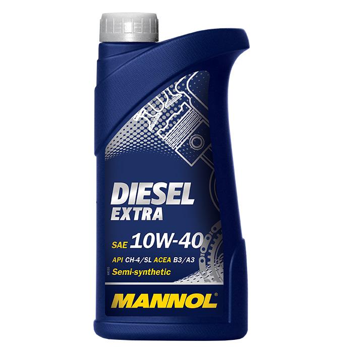 MANNOL Diesel Extra 10W40 1л