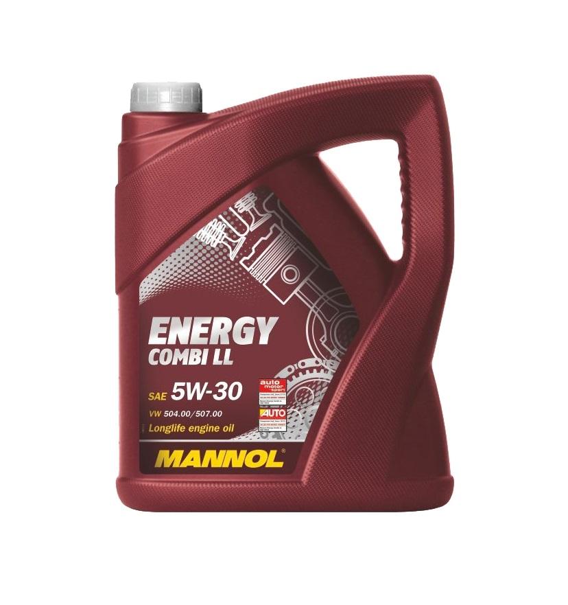 MANNOL ENERGY COMBI LL 5W30 5л