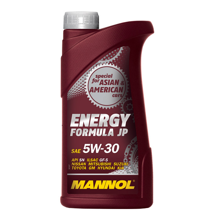 MANNOL Energy Formula JP 5W30 1л