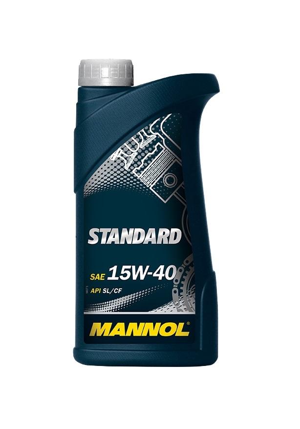MANNOL Standart 15W40 1л
