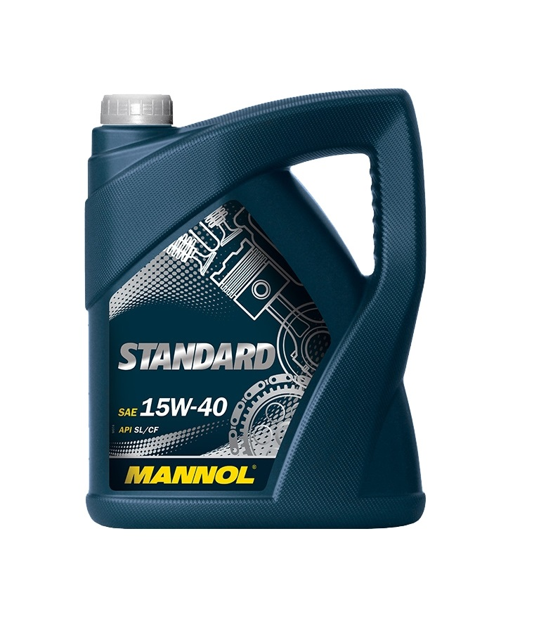 MANNOL Standart 15W40 5л