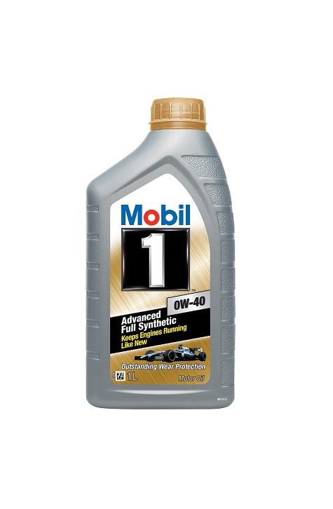 MOBIL 1 0W40 1л