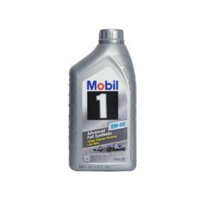 MOBIL 1 5W50 1л