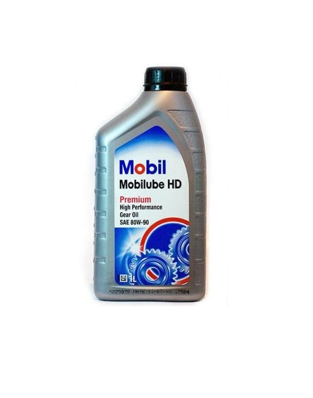 MOBIL 80W90 Mobilube HD GL-5 1л