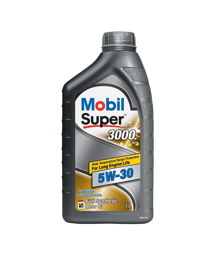 MOBIL Super 3000 XE 5W30 1л