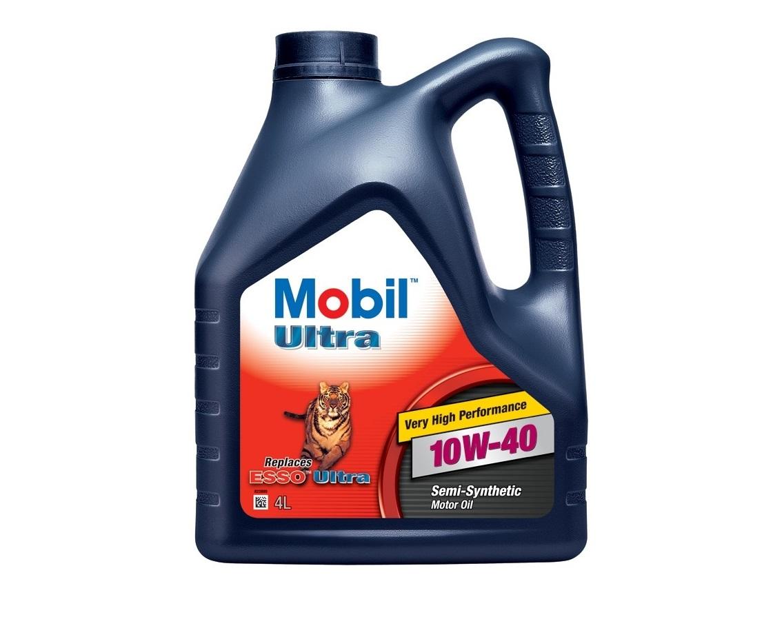 MOBIL ULTRA 10W40 4л