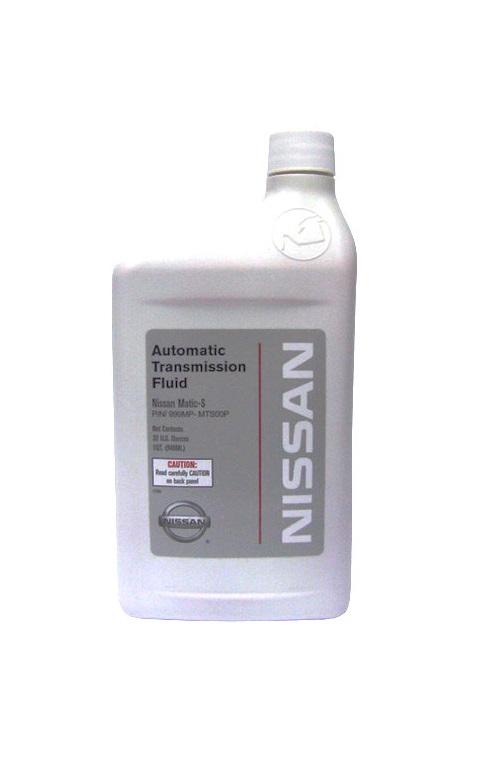NISSAN MATIC FLUIDE S 1л