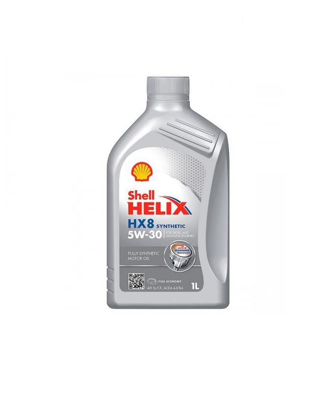 SHELL Helix HX8 (Ultra E) 5W30 1л
