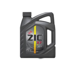 ZIC X7 Diesel 10W40 6л