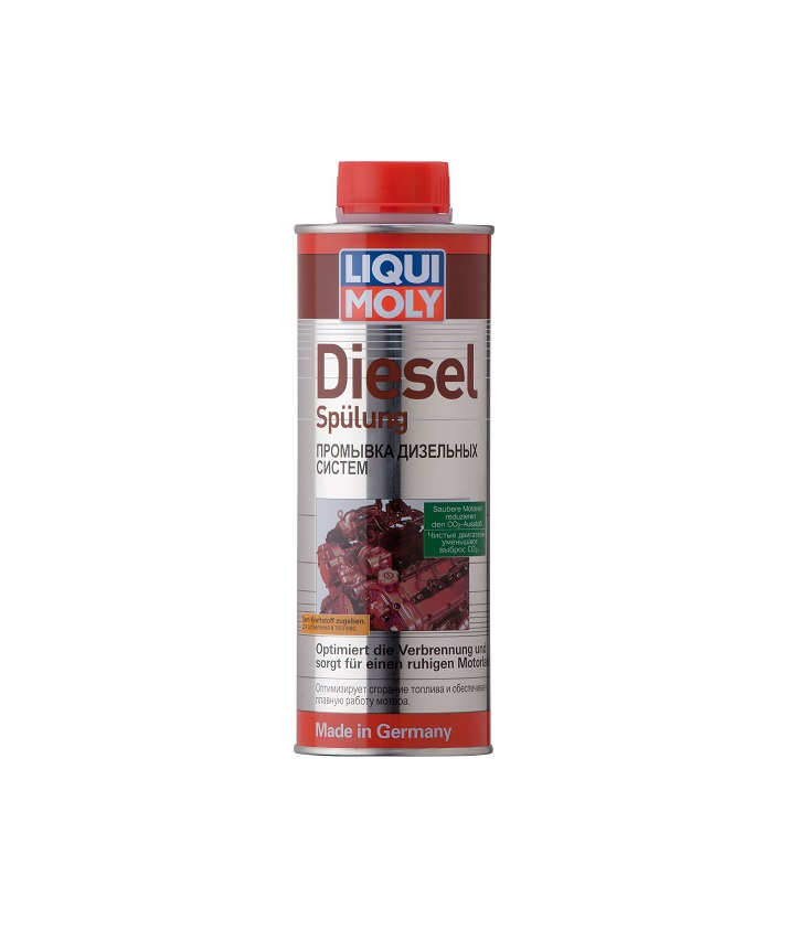 LIQUI MOLY Очиститель дизельных форсунок DIESEL SPULUNG 500мл