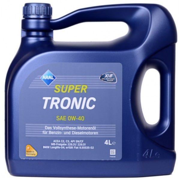0W40 ARAL Super Tronic 4L