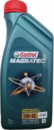 5W40 CASTROL Magnatec A3,B4 1L