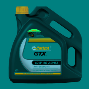 Castrol GTX 10w40 A3.B3 4L