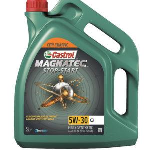 Castrol Magnatec Stop-Start 5w30C3 5L