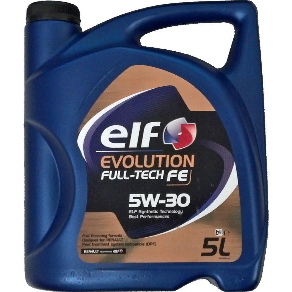 ELF Evolution FE 5w30 5L