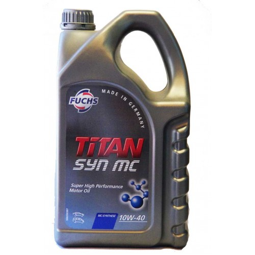 FUCHS TITAN Syn MC 10W40 4л