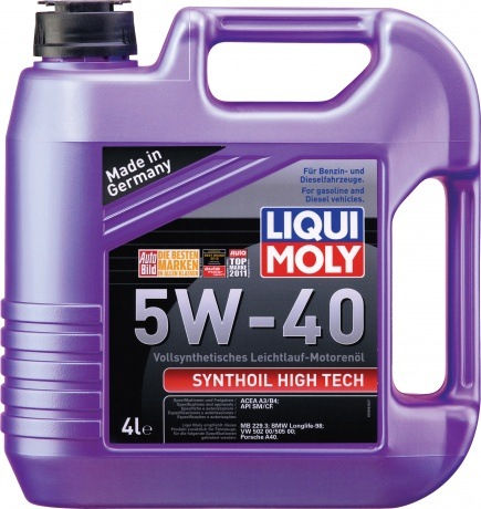 Liqui Moly Longtime High Tech 5w40 4L