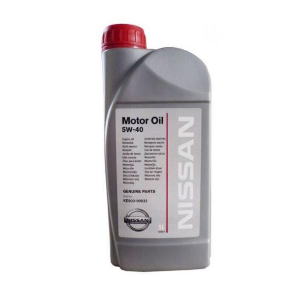NISSAN API 5W40 SN,CF A3,B4 1л