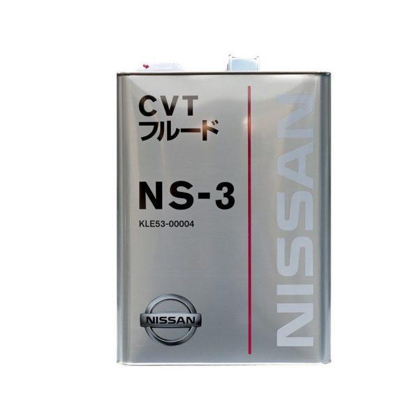 NISSAN CVT Fluid NS-3 4л