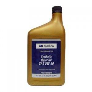 SUBARU Synthetic Motor Oil SAE 5W-30 1L