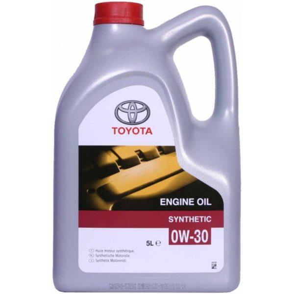 Toyota 0w30 5L